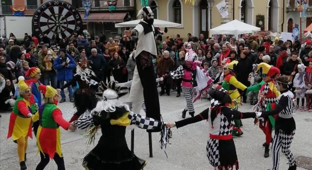 Carnevale dei Piccoli a Seravezza