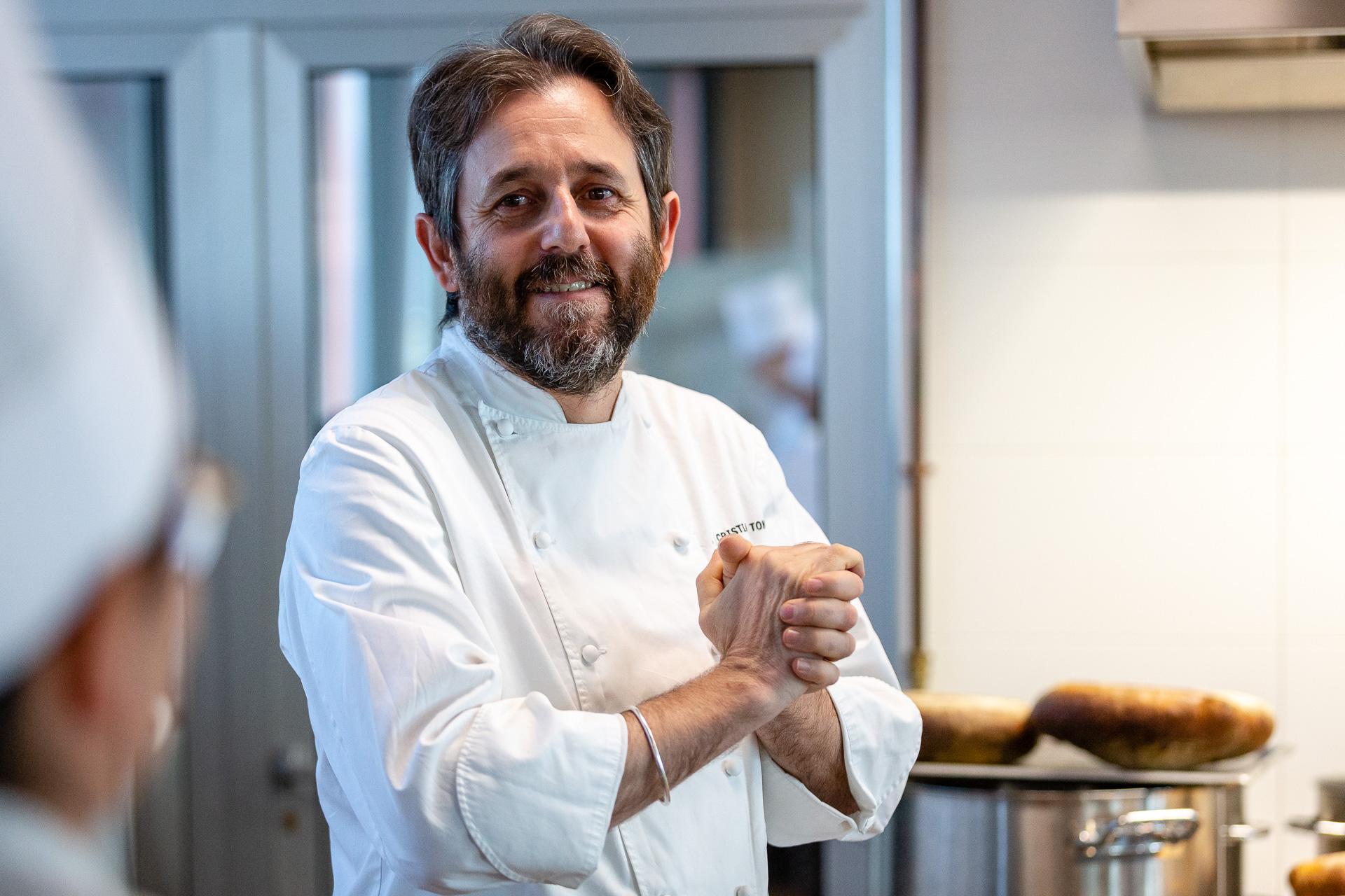 """""""La prova del polpo"""" al rione Darsena con chef Cristiano Tomei"""