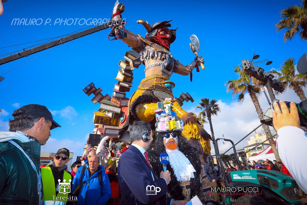 Carnevale Viareggio: ingressi contingentati a 5 mila persone