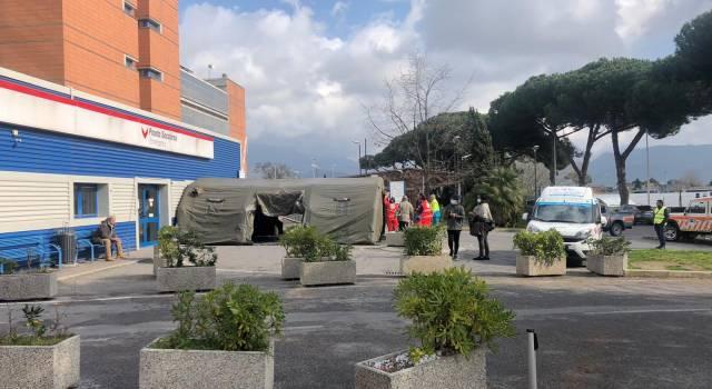 Covid 19, il bollettino della Asl: 9 nuovi contagi in Versilia, 5 a Viareggio