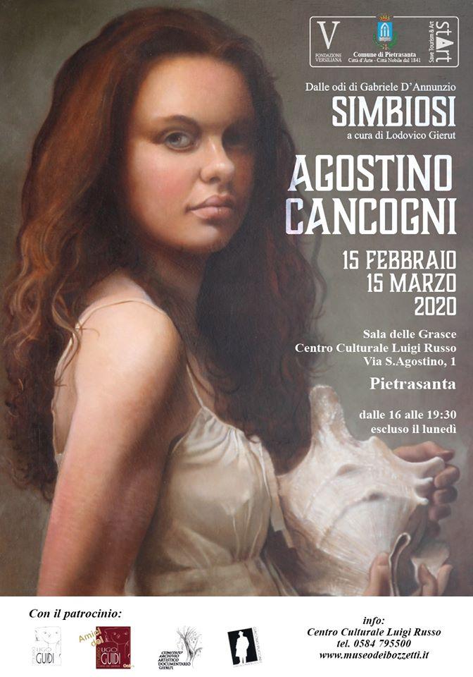 """""""Simbiosi"""" di Agostino Cancogni nella Sala delle Grasce"""