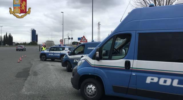 La Polstrada sequestra tre sottopassi autostradali Salt  sulla Bretella: viabilità chiusa
