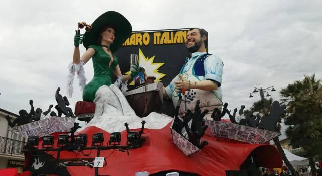"""""""La visita di Salvini a Viareggio non ci aggrada, lo contesteremo"""""""