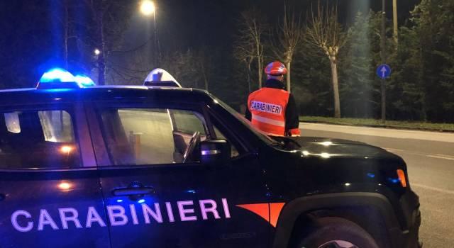 Sorpreso a rubare in un bar e arrestato dai Carabinieri