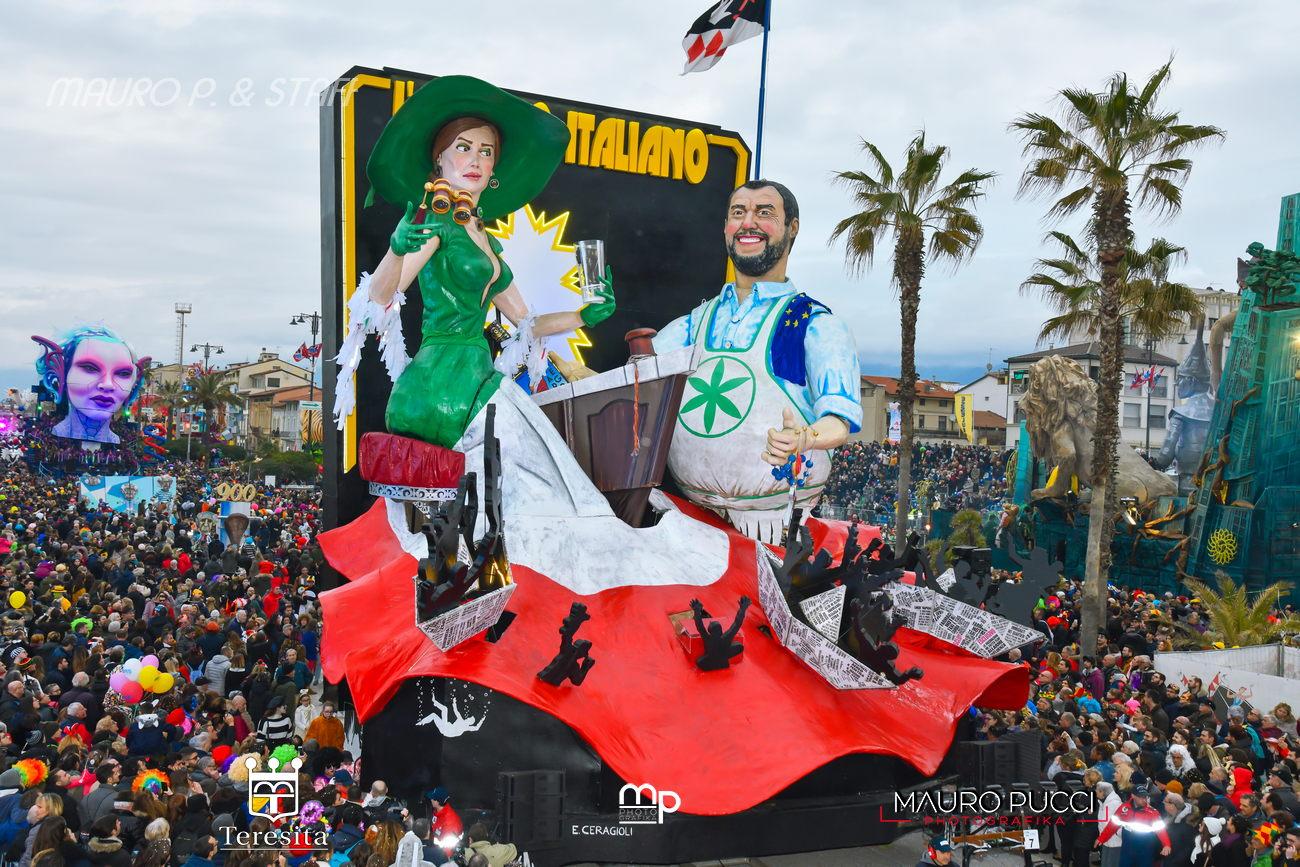 """Salvini in Cittadella per vedere """"L'amaro italiano"""", Edoardo Ceragioli: """"Io non sarò presente"""""""