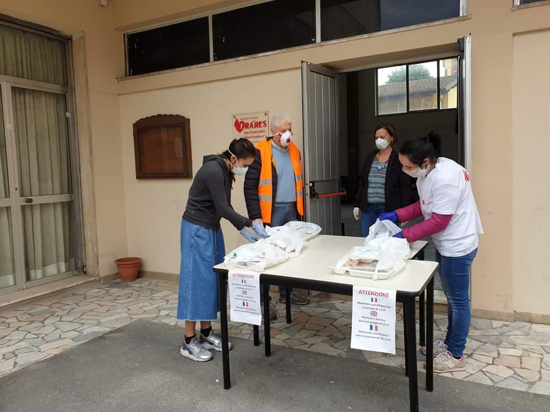 Emergenza Coronavirus, la Diocesi di Lucca in prima linea per i piu fragili