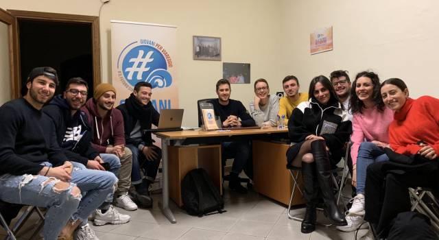 Il Coronavirus blocca l'inaugurazione della sede elettorale  dei Giovani per Viareggio