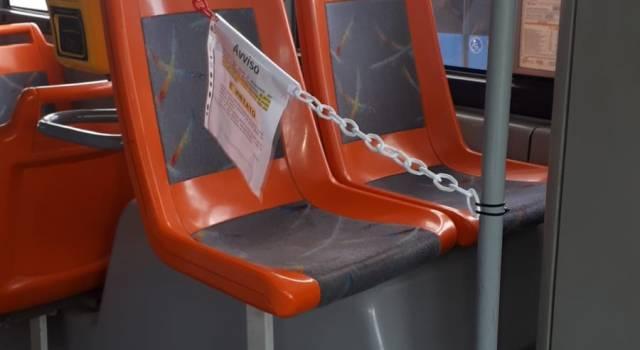Prevenzione Coronavirus su tutti i bus di CTT NORD