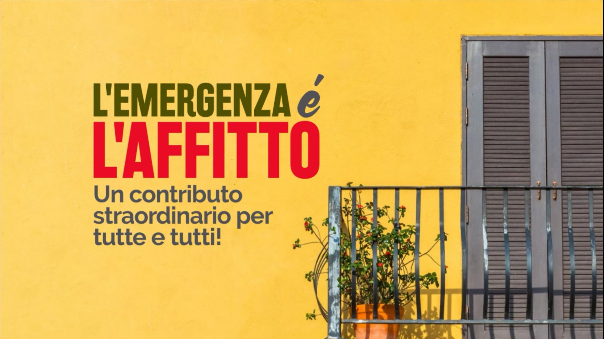 L'emergenza è l'affitto.  Lettera di Unione Inquilini al sindaco di Viareggio Giorgio Del Ghingaro e all'assessore al Sociale Gabriele Tomei