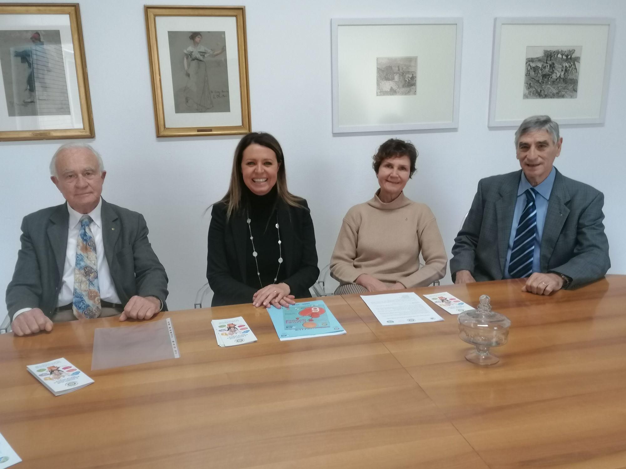 Al via il Progetto Scuole del Rotary Club Viareggio Versilia