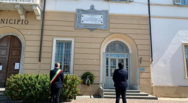 Liberazione, il 25 aprile a Massarosa