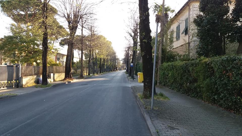 Viareggio, Lega: stop irrigazione piazze per evitare rischio ghiaccio