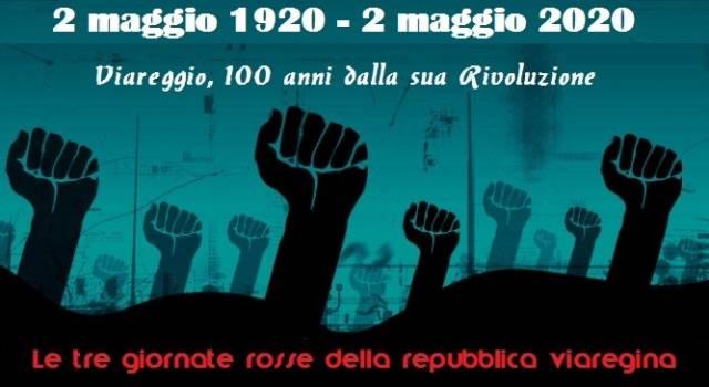 Cento anni dalle tre giornate rosse della Repubblica di Viareggio