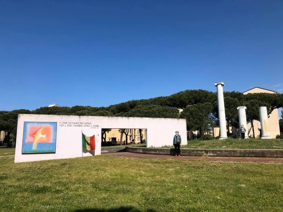 """Repubblica Viareggina: """"Solidarietà all'Anpi"""""""