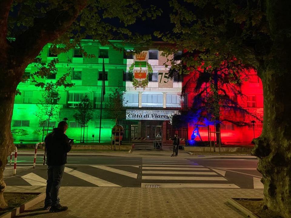Un 25 aprile diverso, con il Coronavirus: gli auguri del sindaco di Viareggio