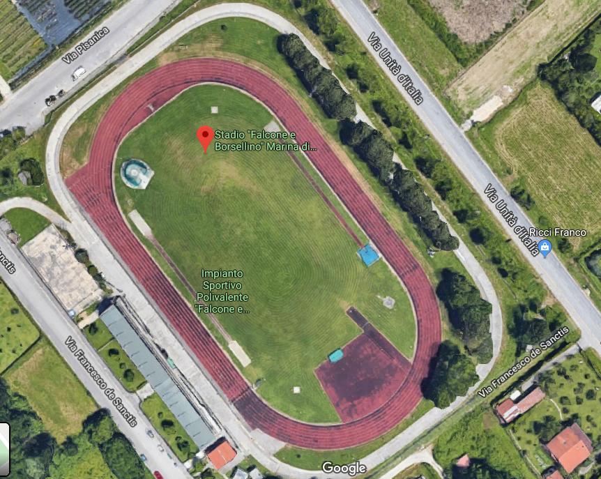 In estate al via cantiere Campo di Atletica, 2 milioni di euro in due anni per impianti sportivi cittadini