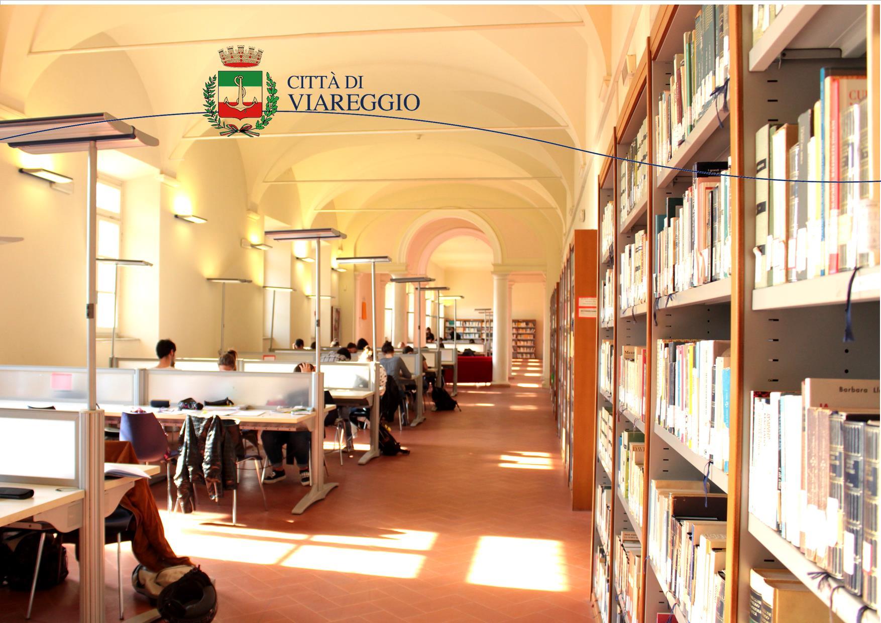 Cultura è rete, i progetti della biblioteca di Viareggio on line. Ripartito il servizio prestiti