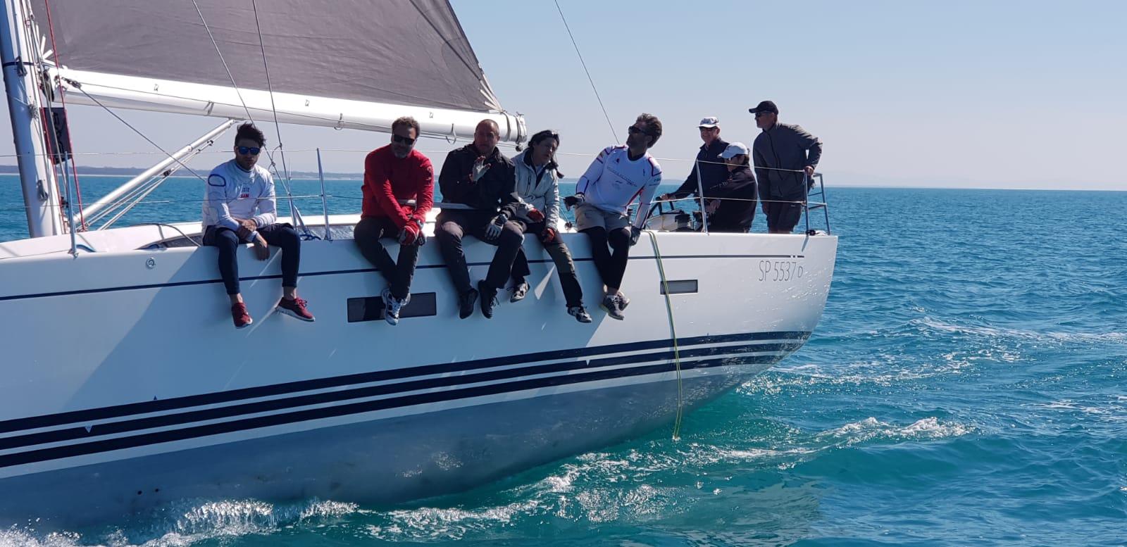 Il Coronavirus ferma anche la vela, rinviato il XXV Trofeo Challenge Ammiraglio Giuseppe Francese