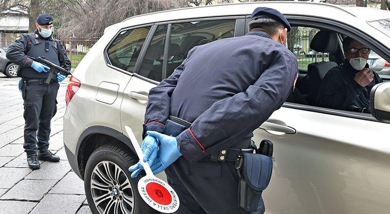 Fermato dai Carabinieri in via Marco Polo, aveva la droga: denunciato per spaccio