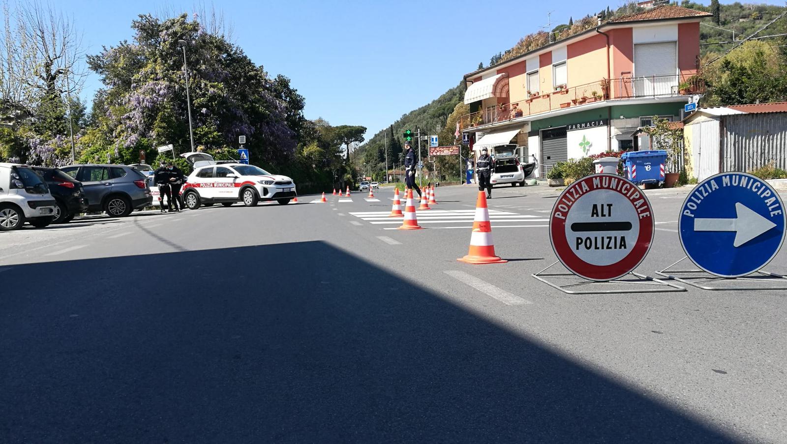 Nessun vacanziere sanzionato a Camaiore, i presunti trasgressori erano medici e infermieri arrivati per rinforzare il personale del Versilia