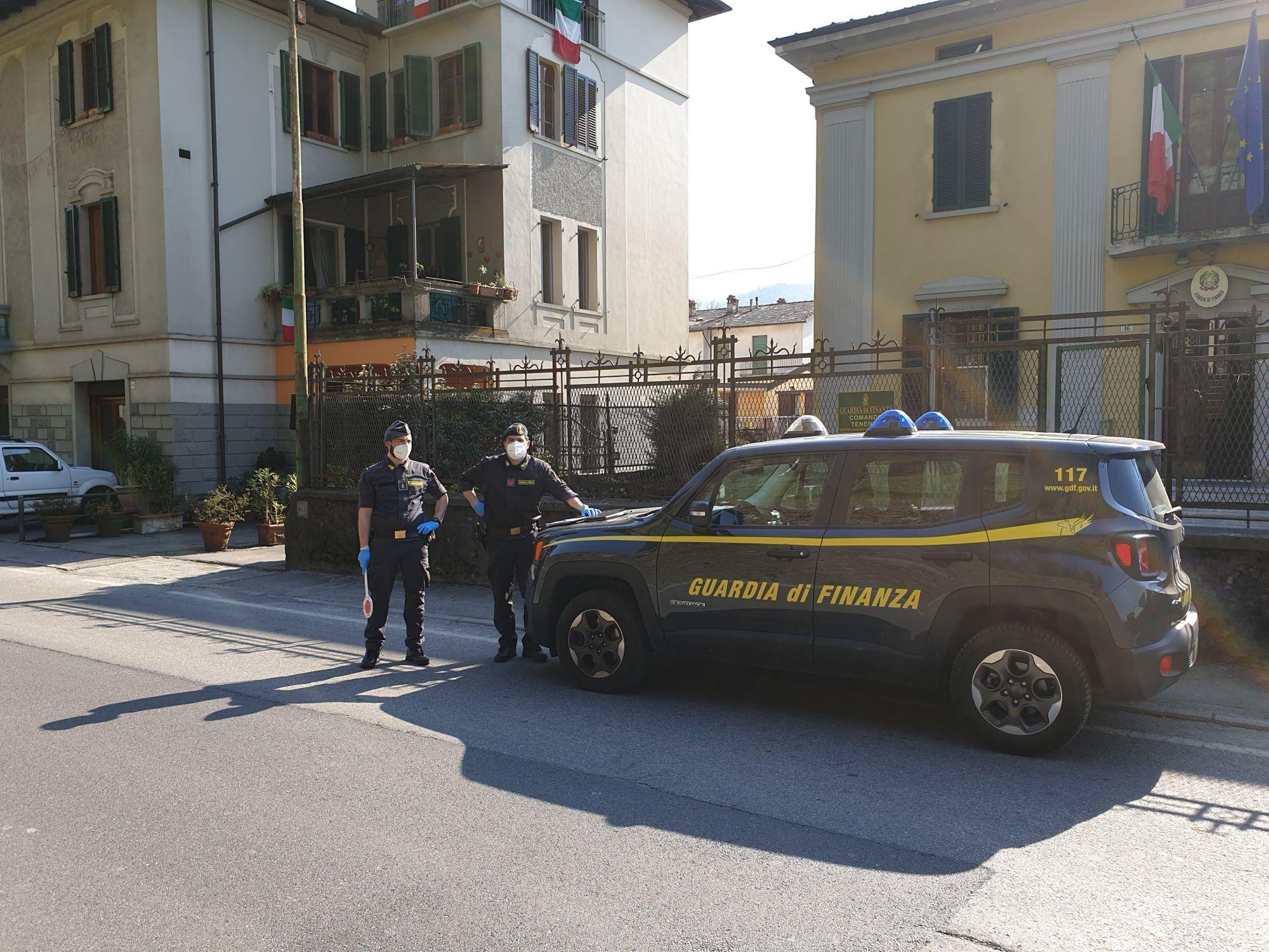 Le Fiamme Gialle trovano un centro massaggi aperto a Viareggio in barba alle disposizioni Covid – 19