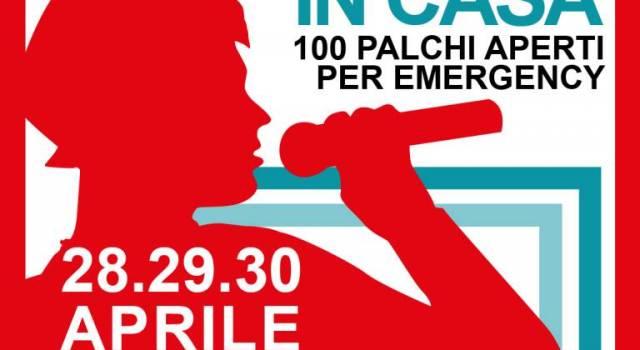 100 palchi aperti per Emergency: c'è anche Jam Academy Lucca