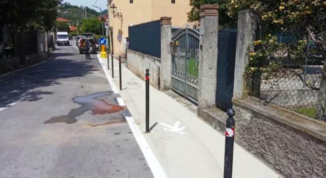 Lavori pubblici: stop alla sosta selvaggia al Fontanaccio di Ripa