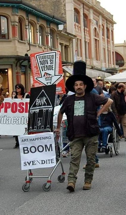 Addio a Giacomo Verde video artista, docente, compagno dell'Officina Dada Boom