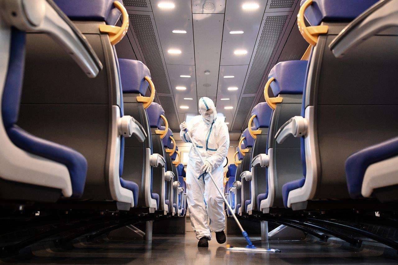 Covid e Fase 2, viaggiare sicuri in treno