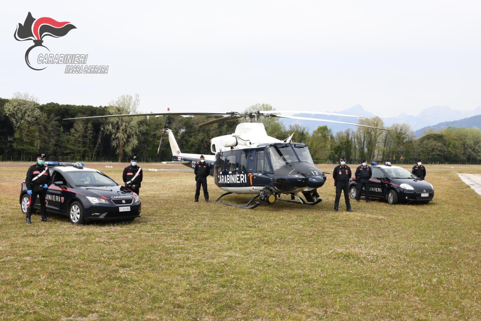 Controlli Covid 19, Carabinieri in azione anche nella fase 2