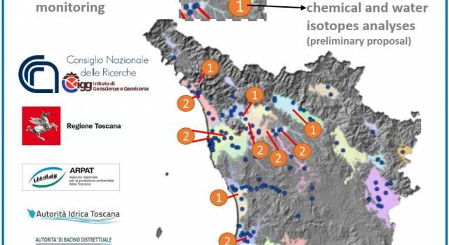 Anomalo innalzamento delle falde acquifere in Toscana per effetto del lockdown da Coronavirus