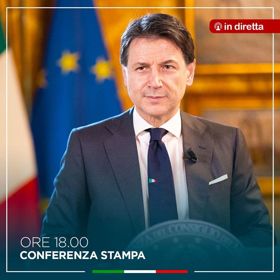 Fase 3 Conte In Diretta La Voce Degli Enti Versiliatoday It
