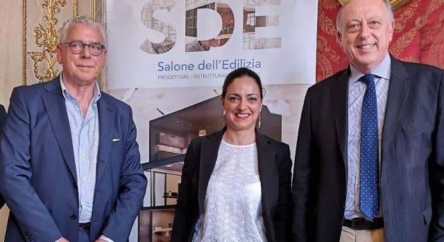 """Lucca riparte dallo SDE """"Il Salone dell'Edilizia e della Casa diventa il simbolo della ripartenza"""""""
