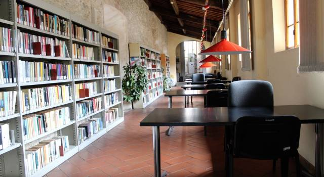 La Biblioteca Comunale ora si prenota online, dal 29 giugno in vigore orario estivo