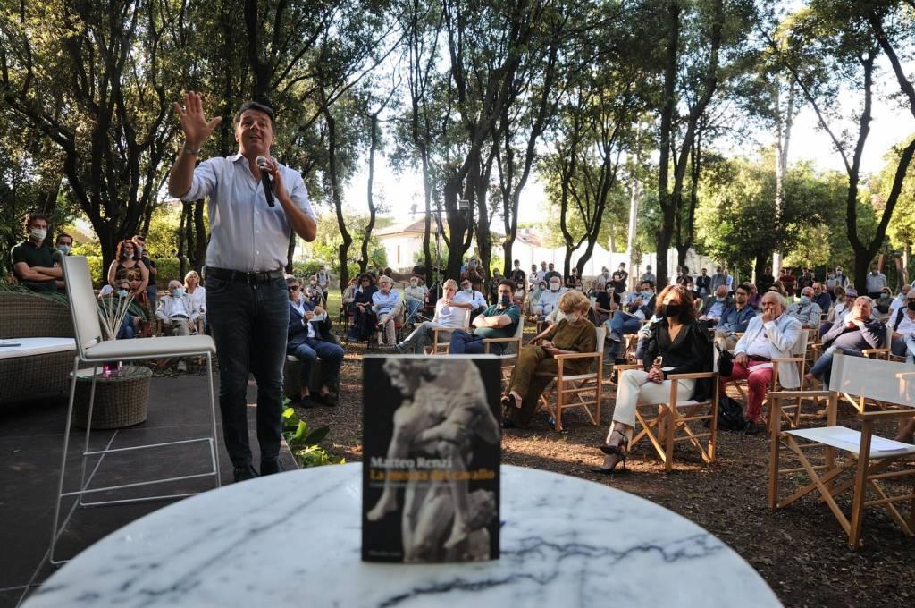 La Mossa del cavallo Matteo Renzi
