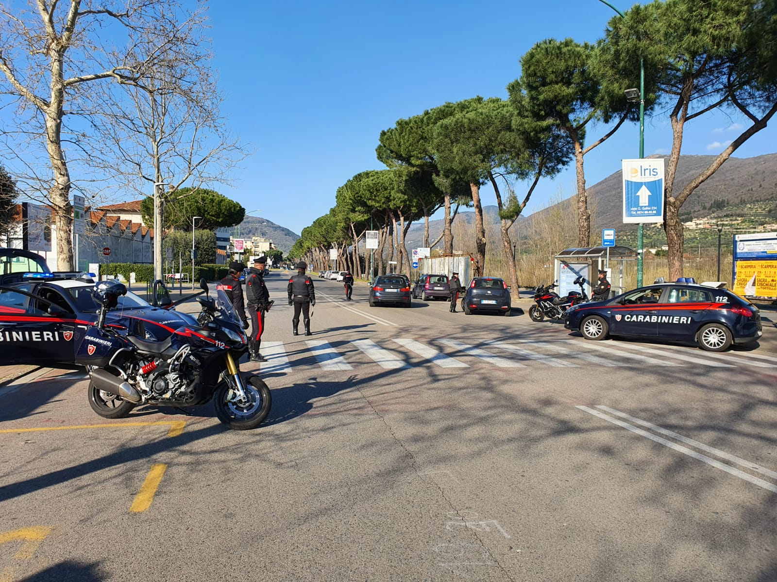 Sicurezza Urbana, Prato al setaccio