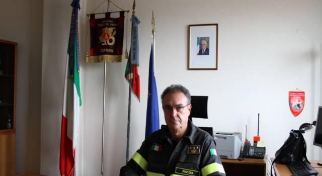 E'l'ingegnere Luigi Gentiluomo il nuovo Comandante dei Vigili del Fuoco di Lucca