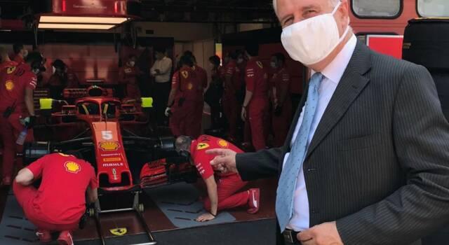 La Formula 1 in Toscana è realtà