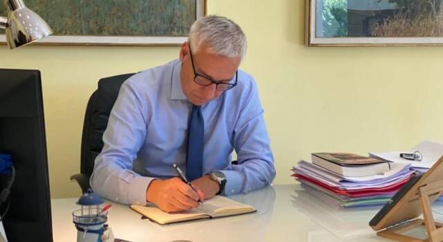 L'acqua potabile non va sprecata, ordinanza di Del Ghingaro: sanzioni da 100 a 500 euro