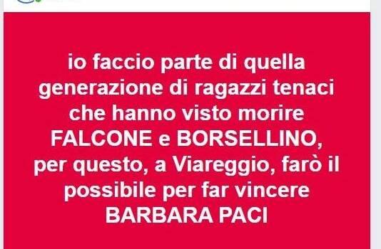 """""""Santini non strumentalizzi Falcone e Borsellino per la campagna elettorale"""""""