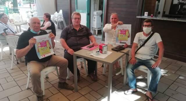 Street food e mercatino in Pineta di Ponente