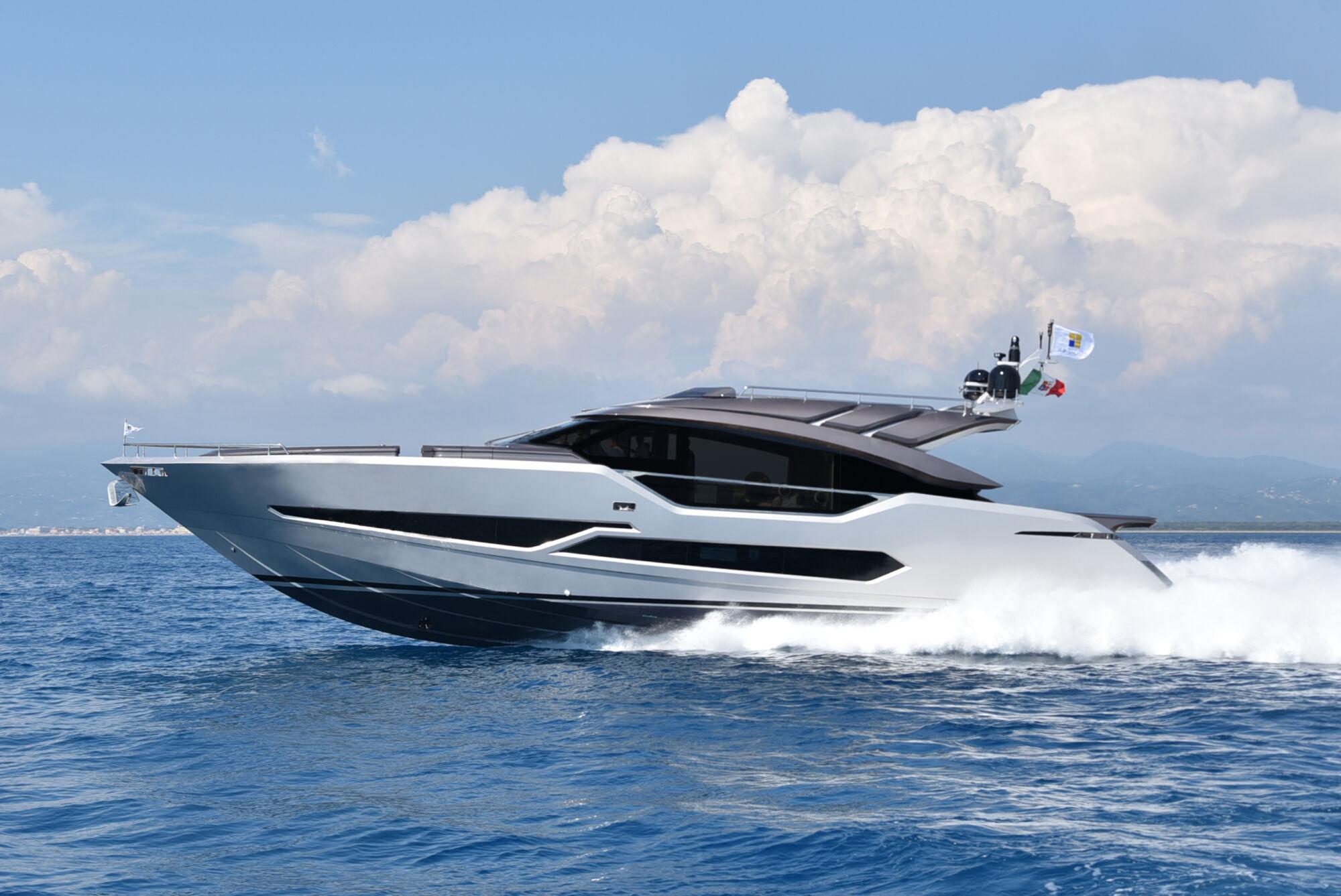 Il Gruppo FIPA vara il nuovo AB Yachts