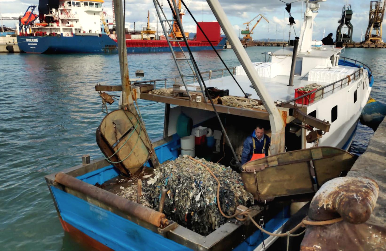 La Cgil incontra i lavoratori della pesca