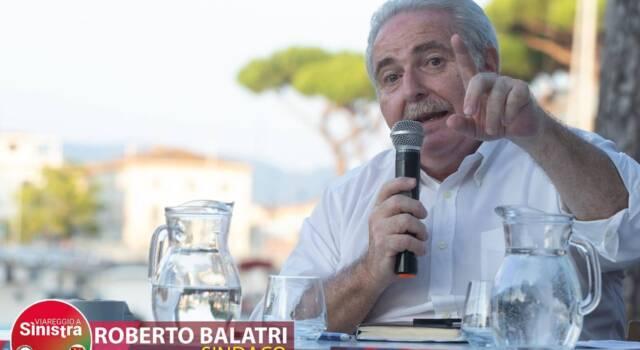 Viareggio a Sinistra, il candidato sindaco Roberto Balatri si presenta alla Chiesetta dei Pescatori