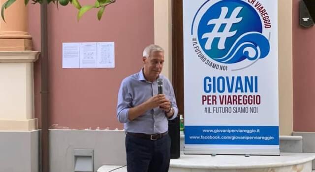 """Giovani per Viareggio, Giorgio Del Ghingaro: """"In pista per il futuro"""""""
