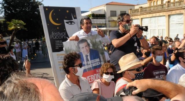 """Veronesi risponde a Pacchini: """"Le forze dell'ordine non si sono occupate di me, ho i  testimoni"""""""