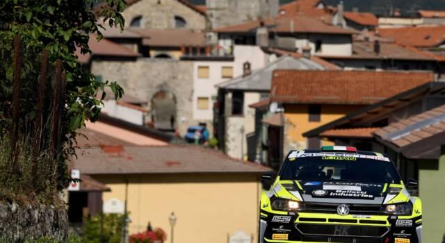 Crugnola – Ometto dominano il 43mo Rally del Ciocco