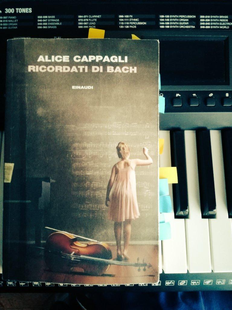 """""""Ricordati di Bach"""" [Recensione libro]"""