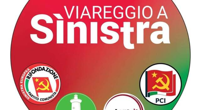 Verde pubblico. Viareggio a sinistra prende posizione con i candidati a consiglio comunale Giacomo Marchetti e Federica Giannini