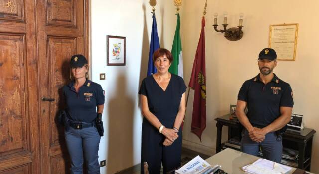 E' la dottoressa Alessandra Faranda Cordella il nuovo questore di Lucca